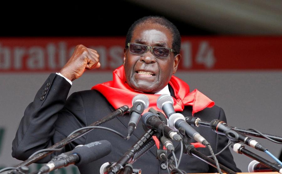 Fallece Robert Mugabe, expresidente de Zimbabue