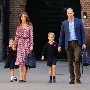 La princesa Carlota será conocida como Charlotte Cambridge en su nueva escuela