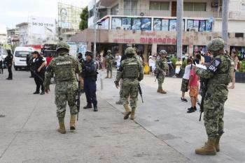 Autoridades federales detienen a 70 personas de un grupo delictivo en Guerrero