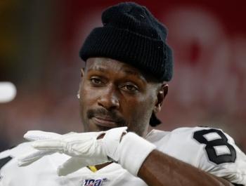 Raiders de Oakland le dicen adiós a Antonio Brown