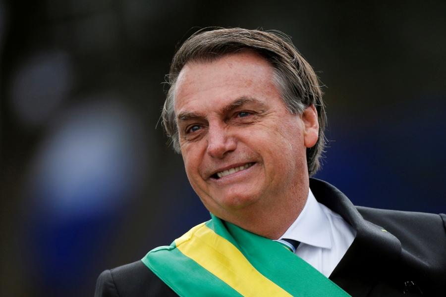 Exitosa la cuarta cirugía de Jair Bolsonaro