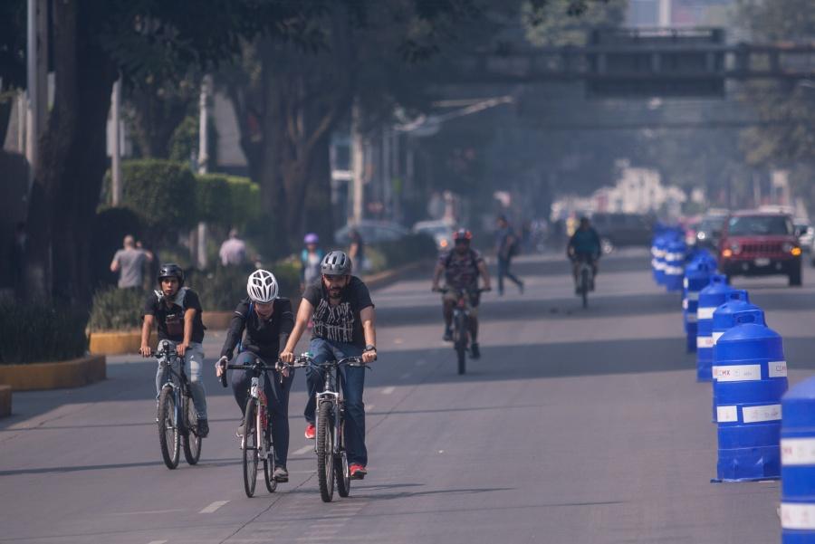 Alertan cierres viales por eventos deportivos en la CDMX