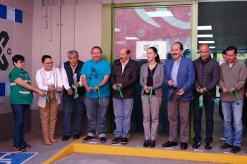 Sheinbaum inaugura nuevo módulo Pilares en Iztacalco