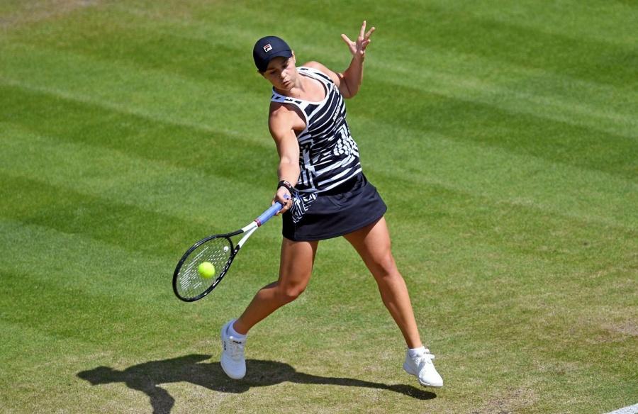 Ash Barty recupera el primer puesto en ranking de la WTA