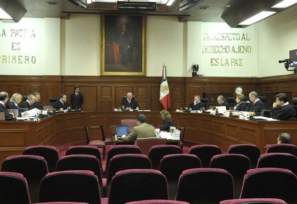 SCJN avala artículos de la Constitución de la CDMX sobre derechos