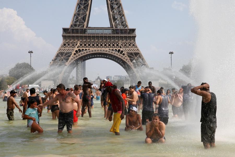 Mueren cerca de mil 500 personas por ola de calor en Francia