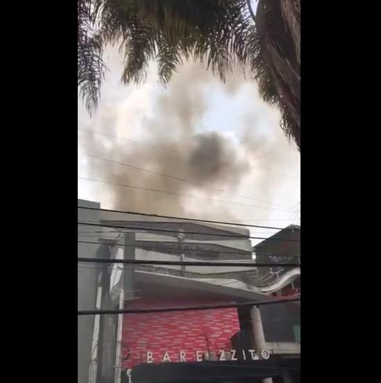 Controlan incendio en Polanco