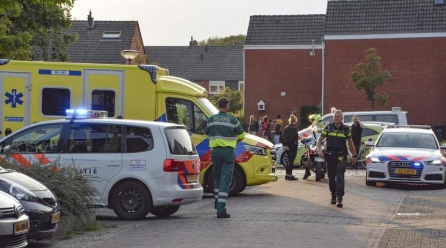 Tiroteo deja tres personas muertas en Dordrecht