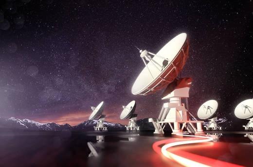 Astrónomos detectan impulsos de radio de origen desconocido