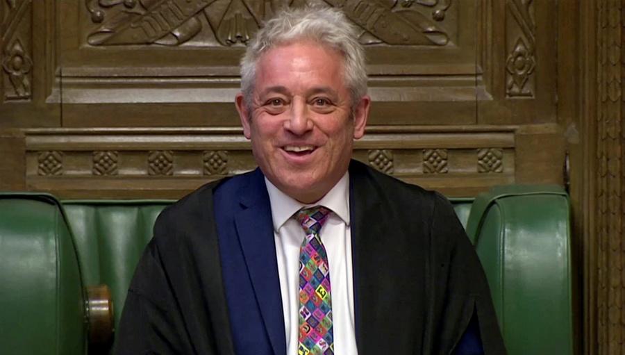 John Bercow dejará la presidencia de la Cámara de los Comunes el 31 de octubre