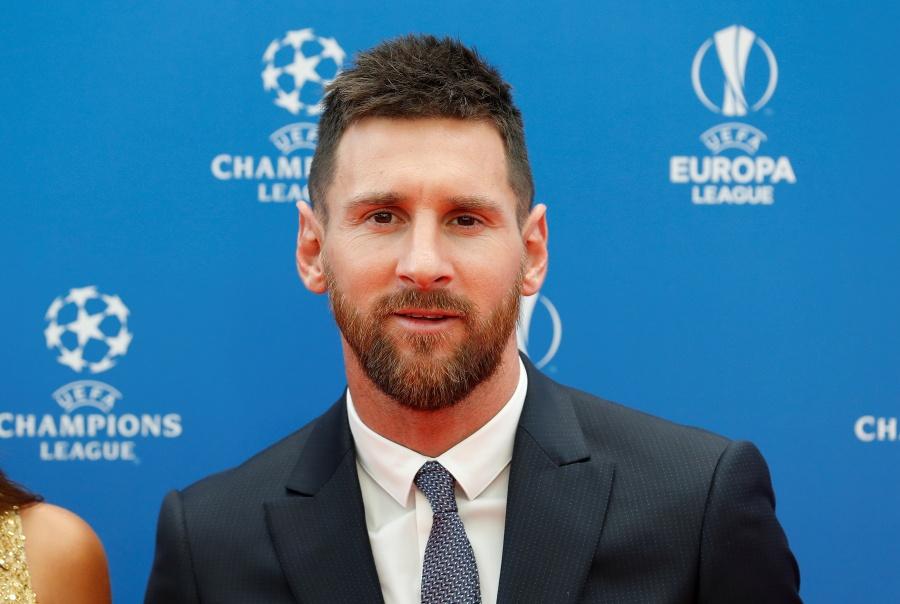 Messi el mejor jugador del FIFA 20