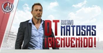 Oficial: Gustavo Matosas nuevo entrenador del Atlético San Luis