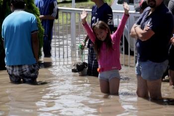 Dos muertos y tres desaparecidos dejan lluvias en Tlajomulco