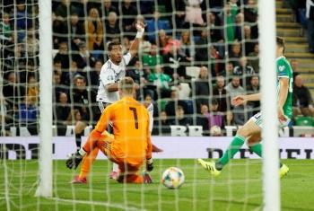 Alemania vence sin problemas a Irlanda del Norte rumbo a la Euro 2020