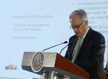 SFP dice que declaración de Manuel Bartlet Díaz es pública