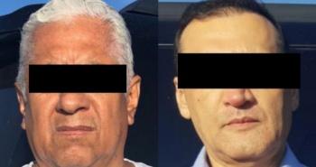 Detienen en San Luis Potosí a dos involucrados con Juan Collado