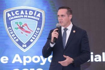 Más de 5 mil familias reciben apoyo social en Cuajimalpa