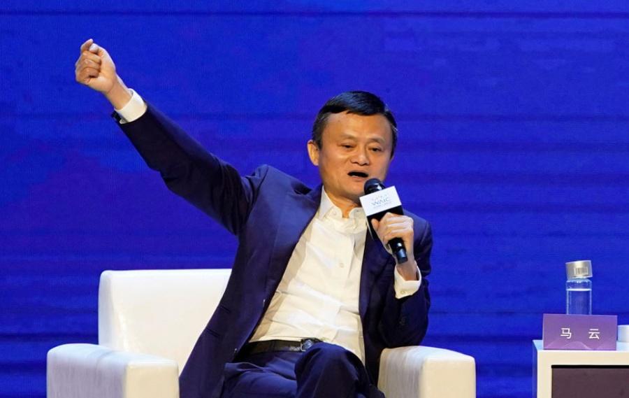 El multimillonario Jack Ma se retira de la presidencia de Alibaba