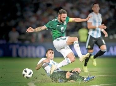 México enfrenta a Argentina y suma 15 años sin victoria