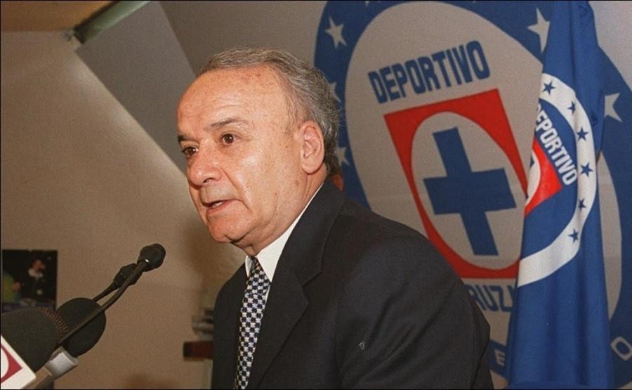 Garcés no es parte de Cruz Azul: Guillermo Álvarez