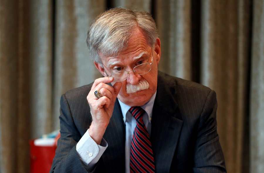 Despide Trump a su asesor de seguridad nacional, John Bolton