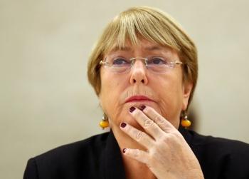 Bachelet denuncia homicidios contra opositores en Nicaragua