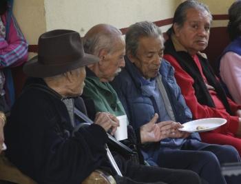 Lleva más de 93% de avance programa de pensión para adultos mayores