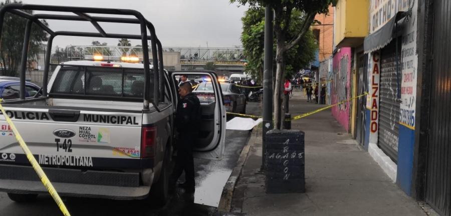 Tiroteo entre policías y delincuentes deja una mujer sin vida en la GAM