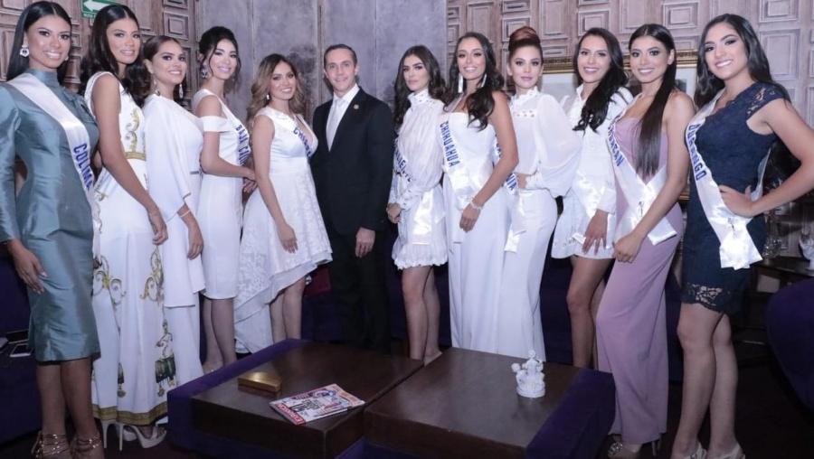 Alcaldía Cuajimalpa, sede de la final Miss México 2019
