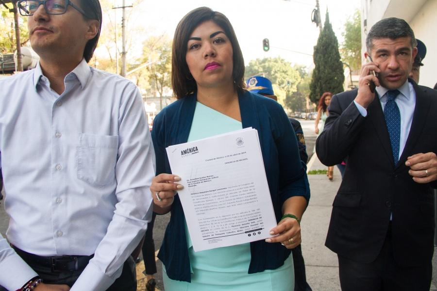 Anunciará PAN CDMX ley para regular marchas sin reprimir libertades