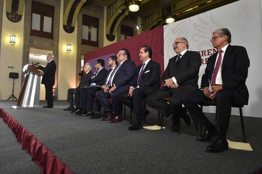 Logran acuerdo Gobierno y Fermaca; permitirá ahorro en trasporte de gas