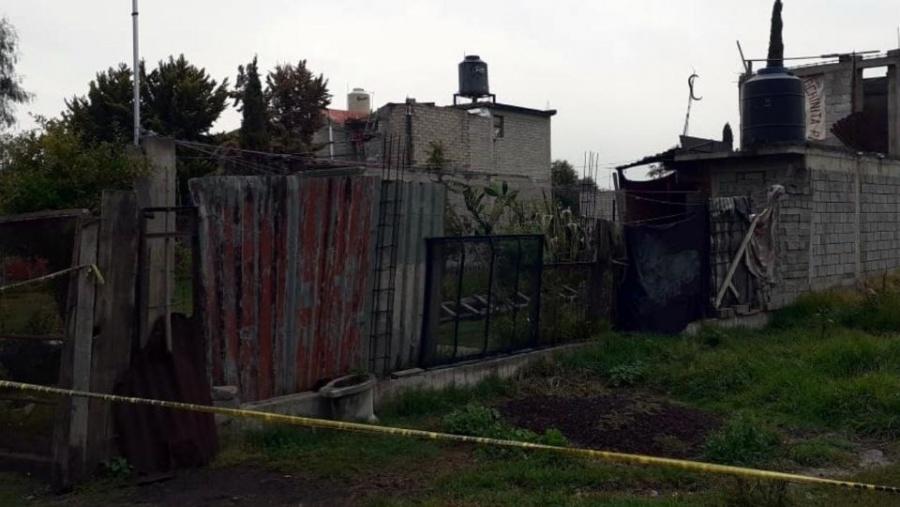 Ejecutan a familia en Chalco; hallan cuerpos al interior de una casa