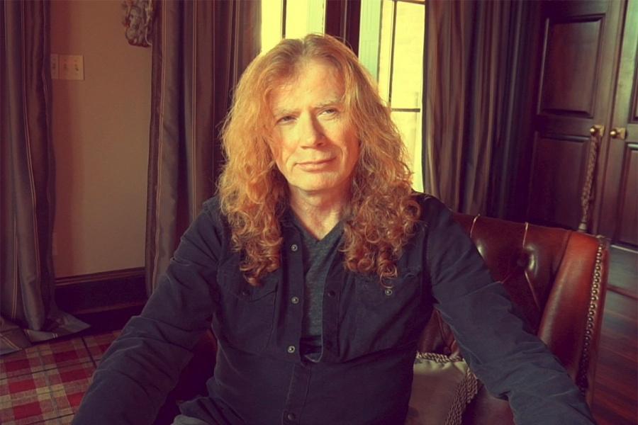 Dave Mustaine evoluciona y se confirman presentaciones en 2020