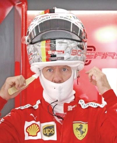 Tras malos resultados, peligra la continuidad de Vettel