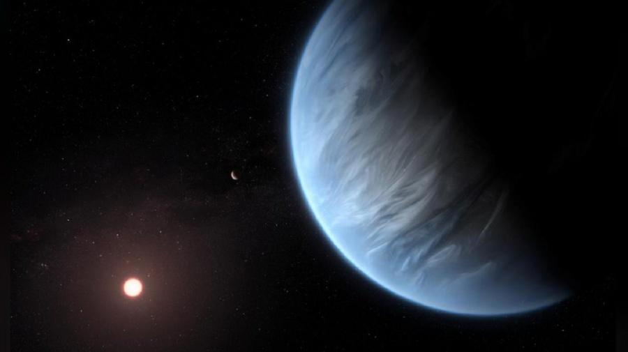 Localizan exoplaneta con agua similar a la Tierra que podría ser habitable