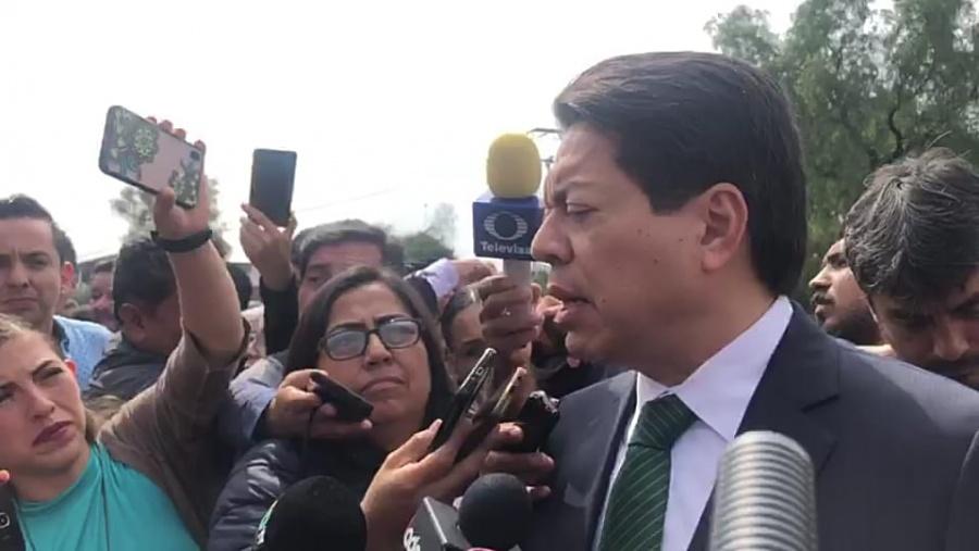 Reitera Delgado Carrillo que no legislará a espaldas del magisterio