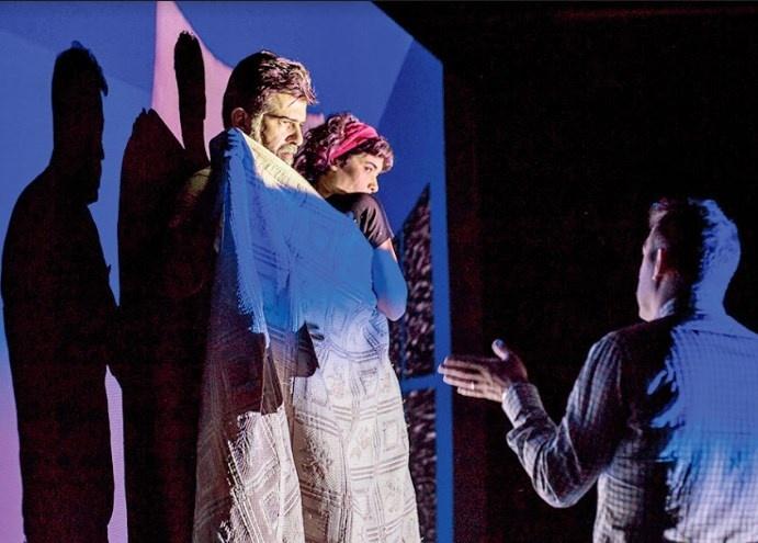 Teatro en forma de cómic va a la conquista del Cervantino