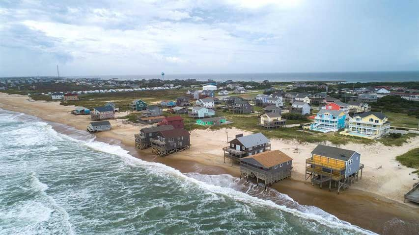 Una tormenta tropical impactará en Bahamas