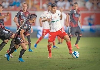 Necaxa y Santos cuentan con los delanteros más letales
