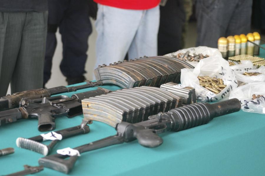Urge Cancillería a EUA elevar medidas para el tráfico de armas