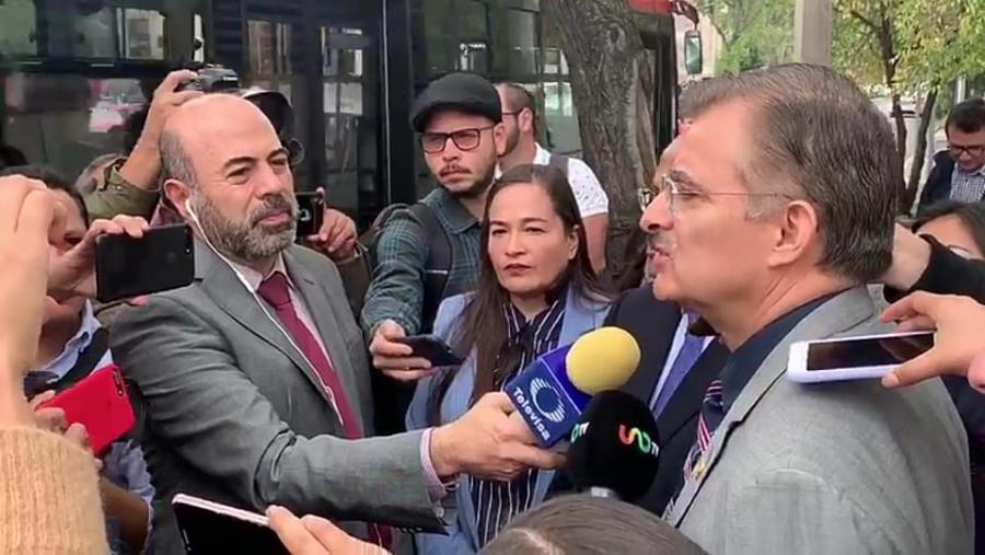 Diputados de oposición hacen un llamado a las autoridades de la CDMX y el Ejecutivo federal a garantizar el libre tránsito