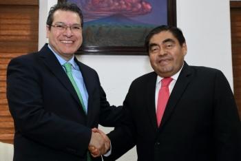 AMLO apoya la Estrategia de Seguridad en Puebla