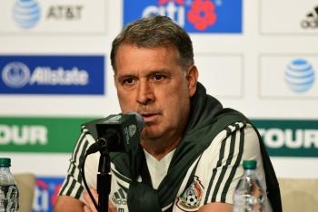 Martino convoca a 29 jugadores rumbo a la Nations League