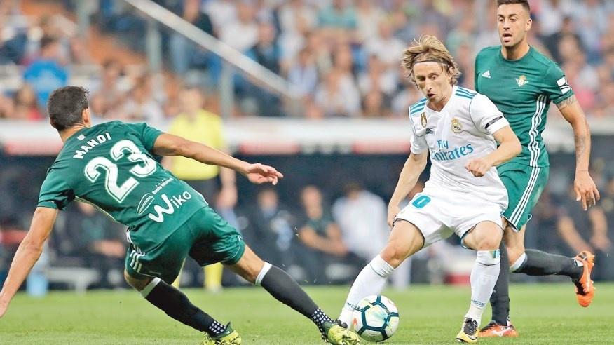 Luka Modric completa lista de 10 bajas en Real Madrid