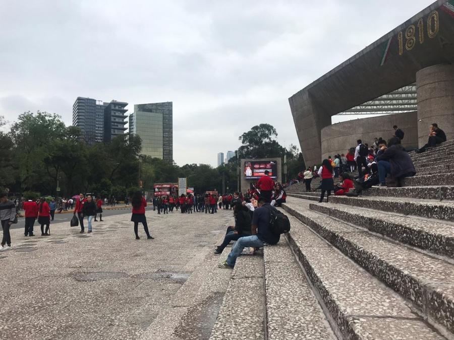 Estudiantes agradecerán becas al Presidente López Obrador