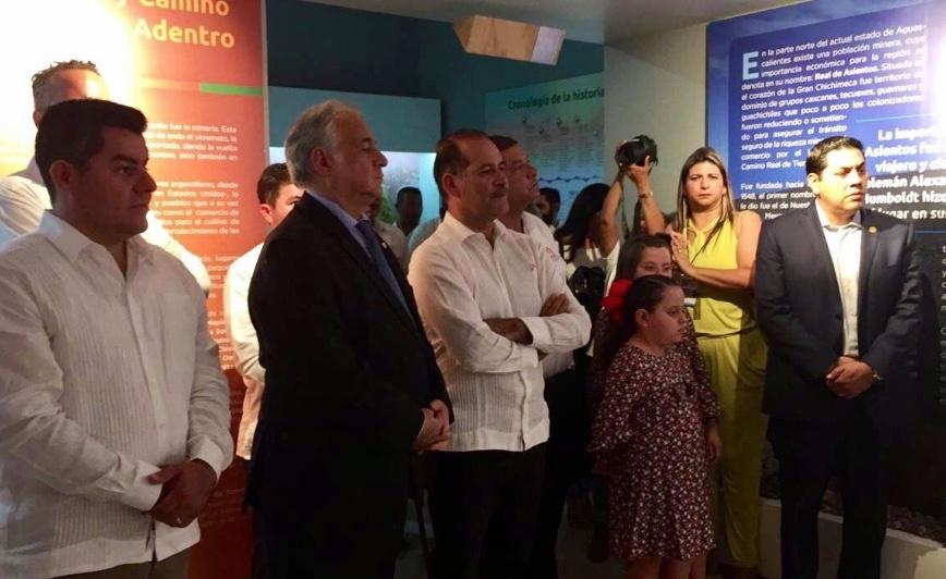 Inauguran Museo Nacional de Pueblos Mágicos en Aguascalientes