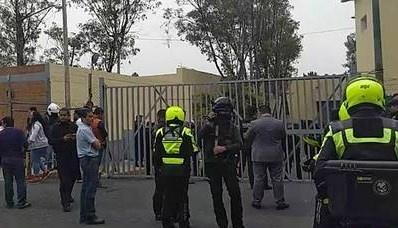 Riña en reclusorio oriente deja un muerto y ocho heridos