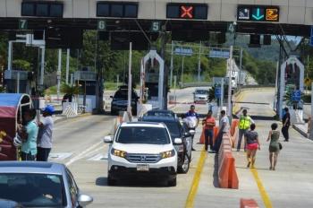 Aumentan tarifas de la autopista México-Acapulco