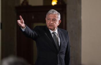 Inmoral que ex presidentes trabajen en la IP, tras su paso por el Gobierno, dice AMLO