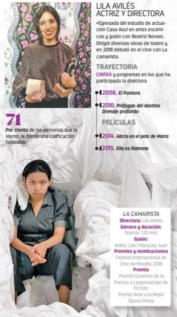 Con La Camarista, México apuesta al Goya y al Oscar